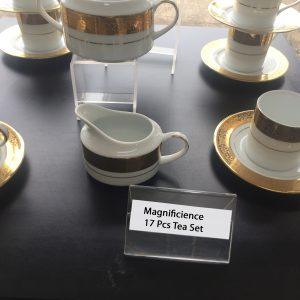 Magnificience 17 Pcs Tea Set copy