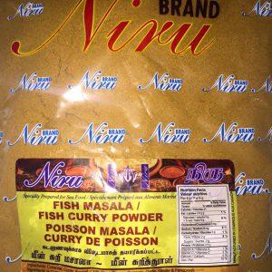Niru fish curry powder