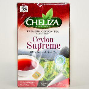 cheliza tea 25 bags