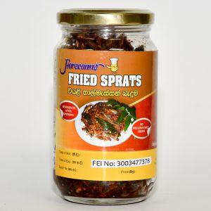 fried sprats froconne