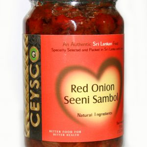 red onion seeni sambol